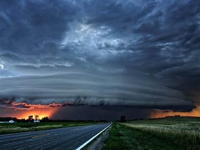 Storm Clouds Wallpapers Harbingers Rain Desktop Storms