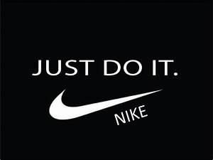 nike2 authorstream With nike powerpoint template
