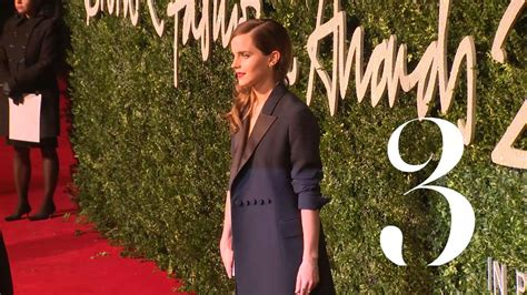 Emma Watson Wears Completely Eco Friendly Outfit During