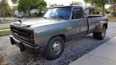 1989 Dodge Ram For Sale by 1989 Dodge Ram D350 Classic Dodge Ram 3500 1989 For Sale