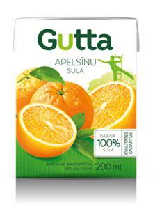 Apelsīnu sula - Gutta