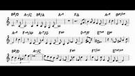 Chords for Luz negra (Nelson Cavaquinho) - Stefano Bollani ...