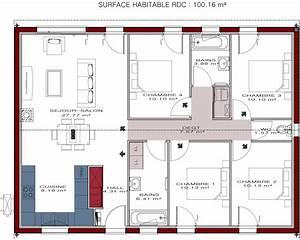 Plan Interieur Maison : plans de maisons igc construction ~ Melissatoandfro.com Idées de Décoration