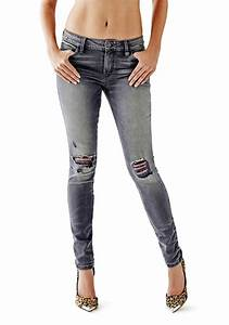 The New GUESS Curve-X Revolutionary Skinny Jeans | The Jeans Blog