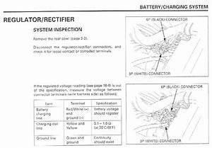 Burned Up Stator Coil Regulator Wire  Help