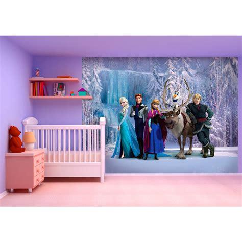 chambre reine des neiges papier peint la reine des neiges disney frozen 360x255