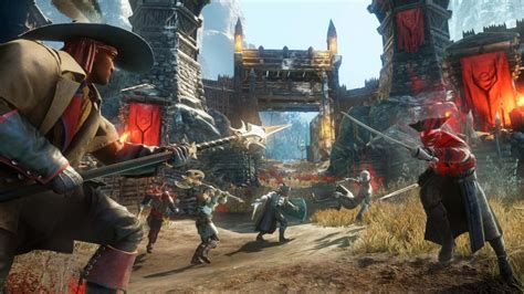 History and magic collide in MMO New World releasing May