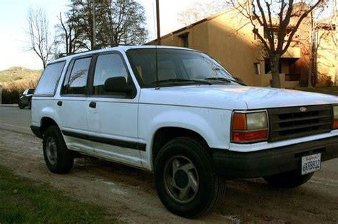 purchase   ford explorer xlt sport utility  door