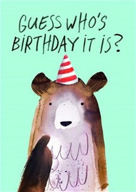 Happy Gravitation 2 Who S The Baby Boy You Ask Guess Birthday Happy Birthday Card Ja1103 Graphic