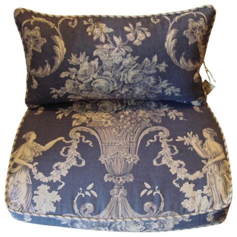 country chair pads back pillows eclectic