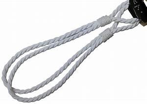 Embrasse Pour Rideaux : embrasse rideau en corde fine tordad e coloris unis ~ Teatrodelosmanantiales.com Idées de Décoration