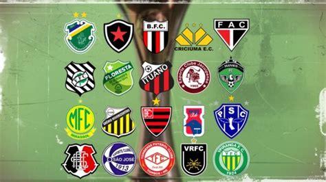 Top 6 teams advance to the copa elite six; Série C do Brasileirão define os participantes em 2021; veja lista completa