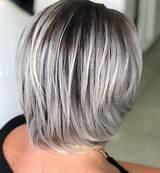 50 Gray Hair Styles Trending in 2020 Lavender grey hair