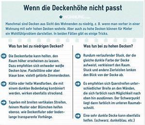 Gardinen Hohe Decken : alt und neubau deckenh he ratgeber ~ Indierocktalk.com Haus und Dekorationen