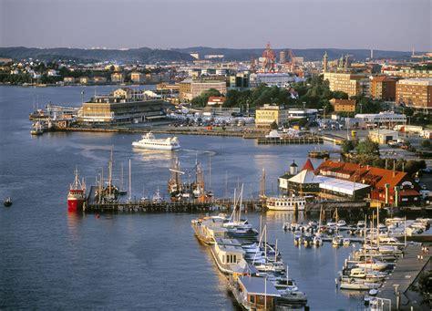 puerto de gotemburgo goeteborgs hamn gothenburg port