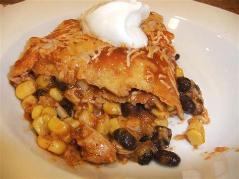 chicken dish recipes easy easy healthy chicken enchilada bake recipe