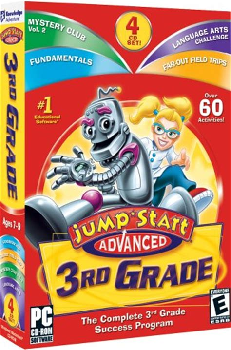 Jumpstart Advanced 3rd Grade Jumpstart Wiki Fandom
