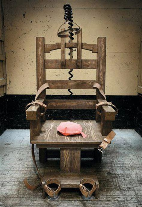 Electric Chair Executions On by Electric Chair Some Amazing Facts