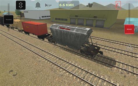 train  rail yard simulator  android apk