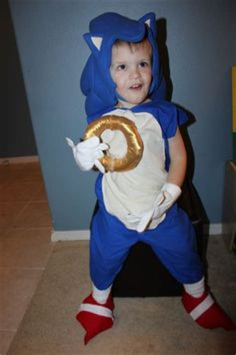 Vera Baby Cosplay Sonic The Hedgehog Costumes Adult Deluxe Sonic Costume