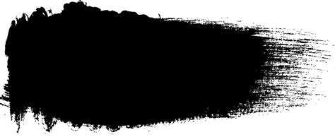 The Gallery For --> Black Paint Brush Png
