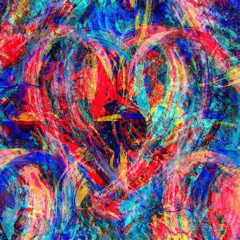 modern art hearts modern art gallery