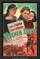 French Leave (1948) Original One-Sheet Movie Poster ...