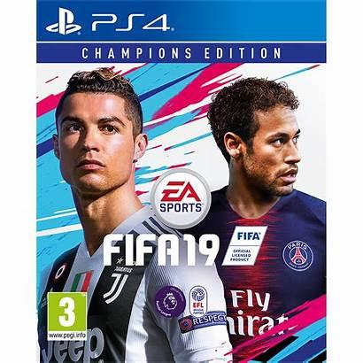 Fifa Ps4 Champions Edition Games Playstation Ea