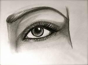Dessin Facile Yeux : dessin de yeux 9 ~ Melissatoandfro.com Idées de Décoration