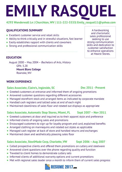 Nursing Resume Sles by Pin By Resume 2018 Sles Usa On Sales Rep Resume