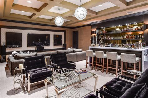 Interior Design Ideas For Home Bar by 37 Custom Home Bars Design Ideas Pictures Designing Idea