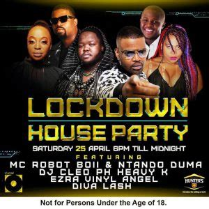 dj cleo lockdown house party mix hiphopde
