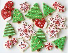 1000 images about Christmas cookie decorating on