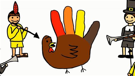 Hand turkey Tragedy A Coloring For grown ups Special