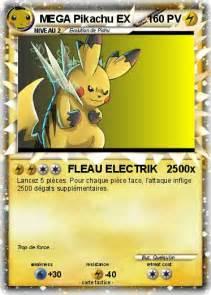 pokemon mega pikachu ex card images