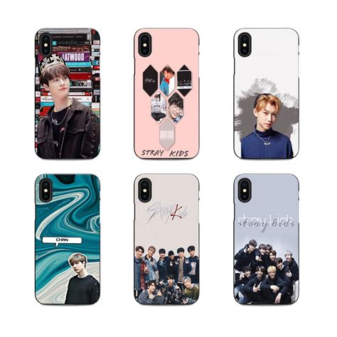 The best iphone se (2nd gen) cases, iphone 7 cases, and iphone 8 cases. jeongin minho stray kids jisung changbin soft Silicone black cover phone case for iPhone XS 6 7 ...