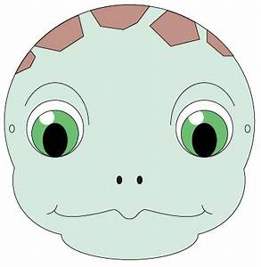 print and colour in this adorable sea turtle mask with the With tortoise mask template