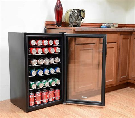 Small Bar With Refrigerator by The Best Beverage Cooler And Refrigerator Reviews Home