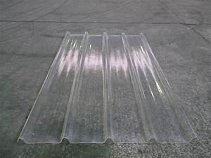 Tole Bac Acier Isolante : tole bac acier translucide rev tements modernes du toit ~ Melissatoandfro.com Idées de Décoration