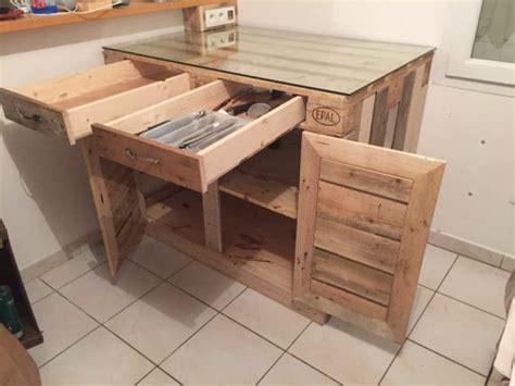 small island kitchen ideas 15 inspirações de paletes para a sua cozinha