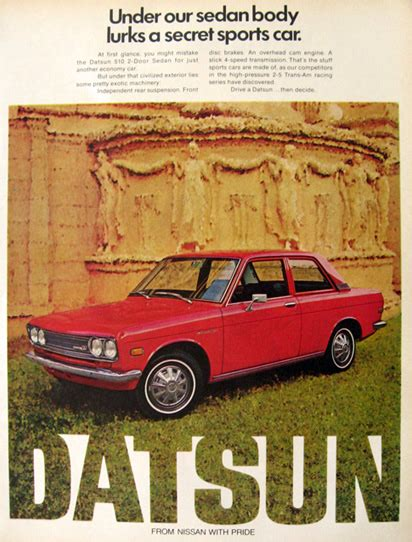Datsun 510 Mpg datsun 510 review history features specs wagon mpg