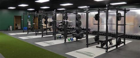 wpustrength premier athletic training facility opens