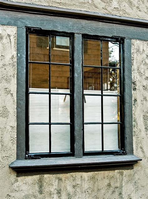 repair  steel window  house   house