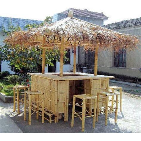 Bamboo Tiki Bar Plans by Diy Pallet Tiki Bar Pallets Designs