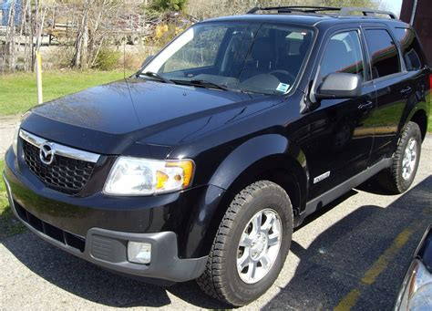 Used 2008 Mazda Tribute Tribute S In New Germany