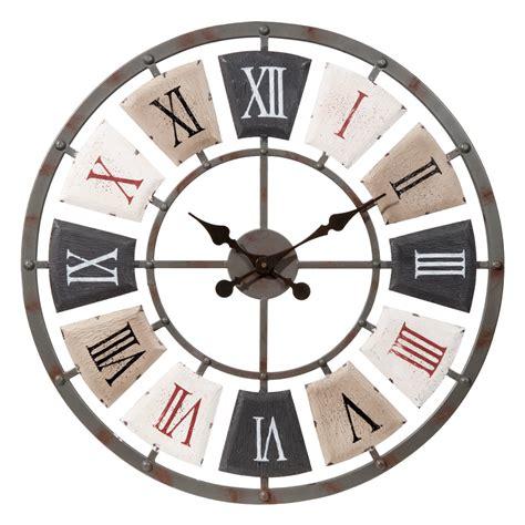 horloge cuisine vintage 19 inspiring wall clocks for living room decor