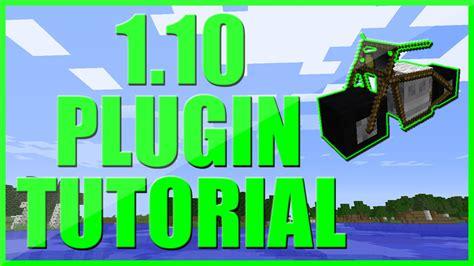 110 Car Plugin Tutorial + Review  Minecraft Car Plugin