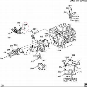 Help  Does A 96 3 8 Series Ii Use A Lower Coolant Elbow