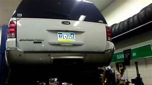 2004 Ford Expedition Fuel Pump    Gas Tank Removal