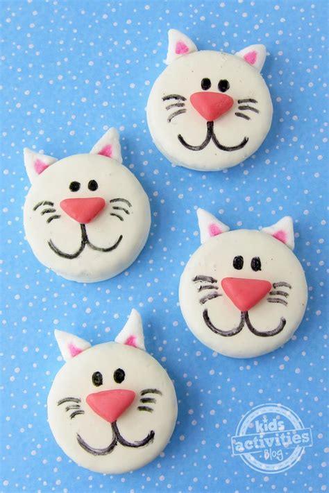 cat craft  treat ideas  kids  idea room